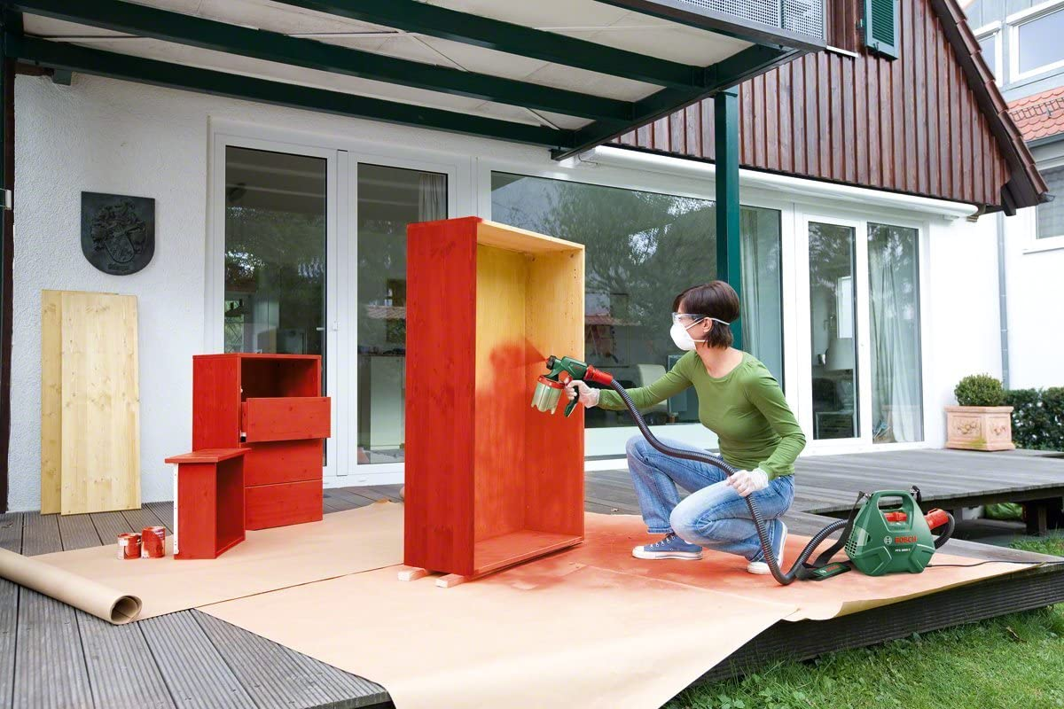 Read more about the article Pistolet à peinture Bosch – PFS 3000-2