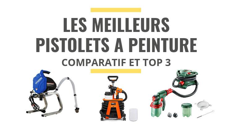 Read more about the article Pistolet à peinture